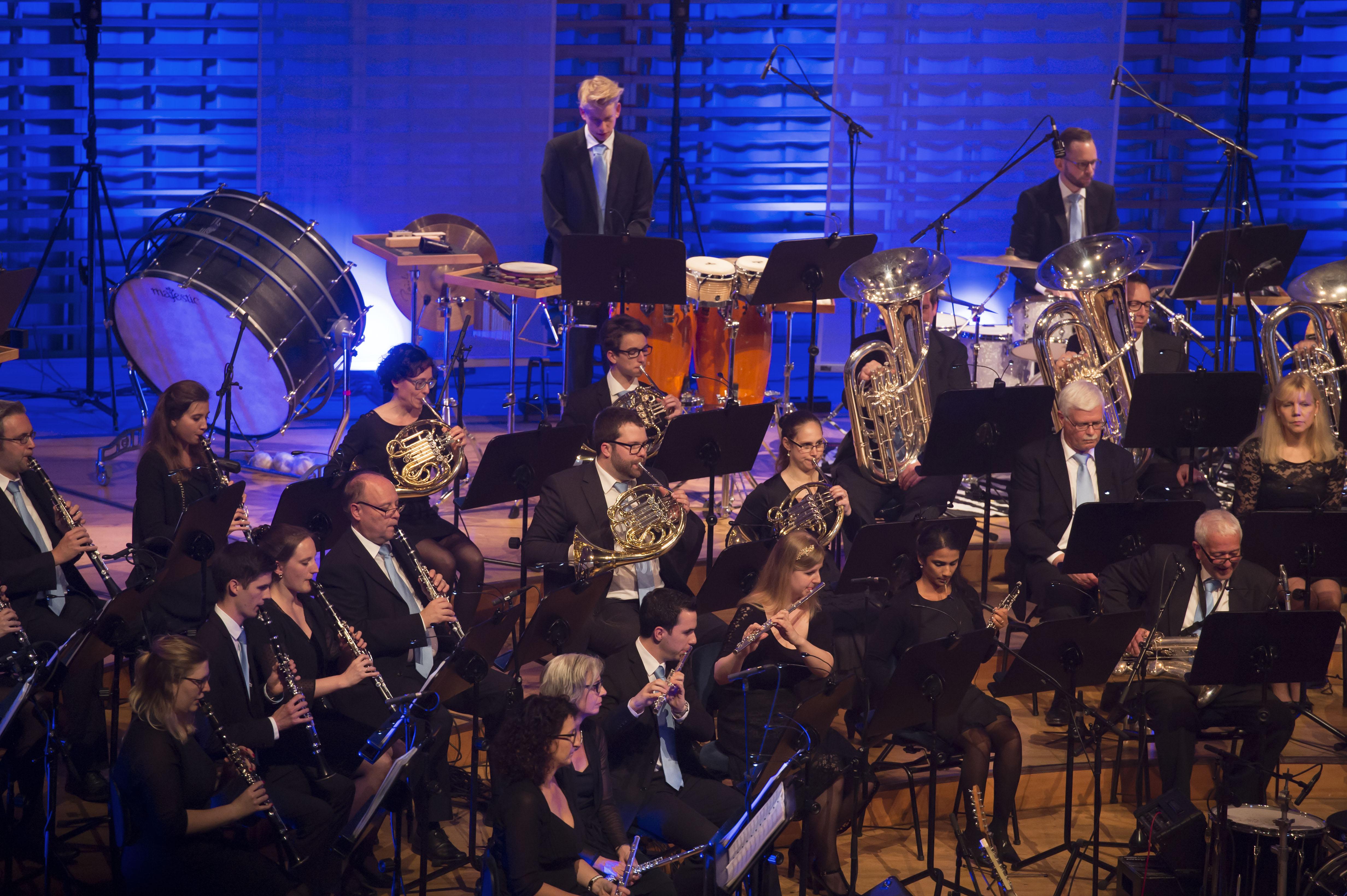 Lucerne Concert Band Galakonzert 2017