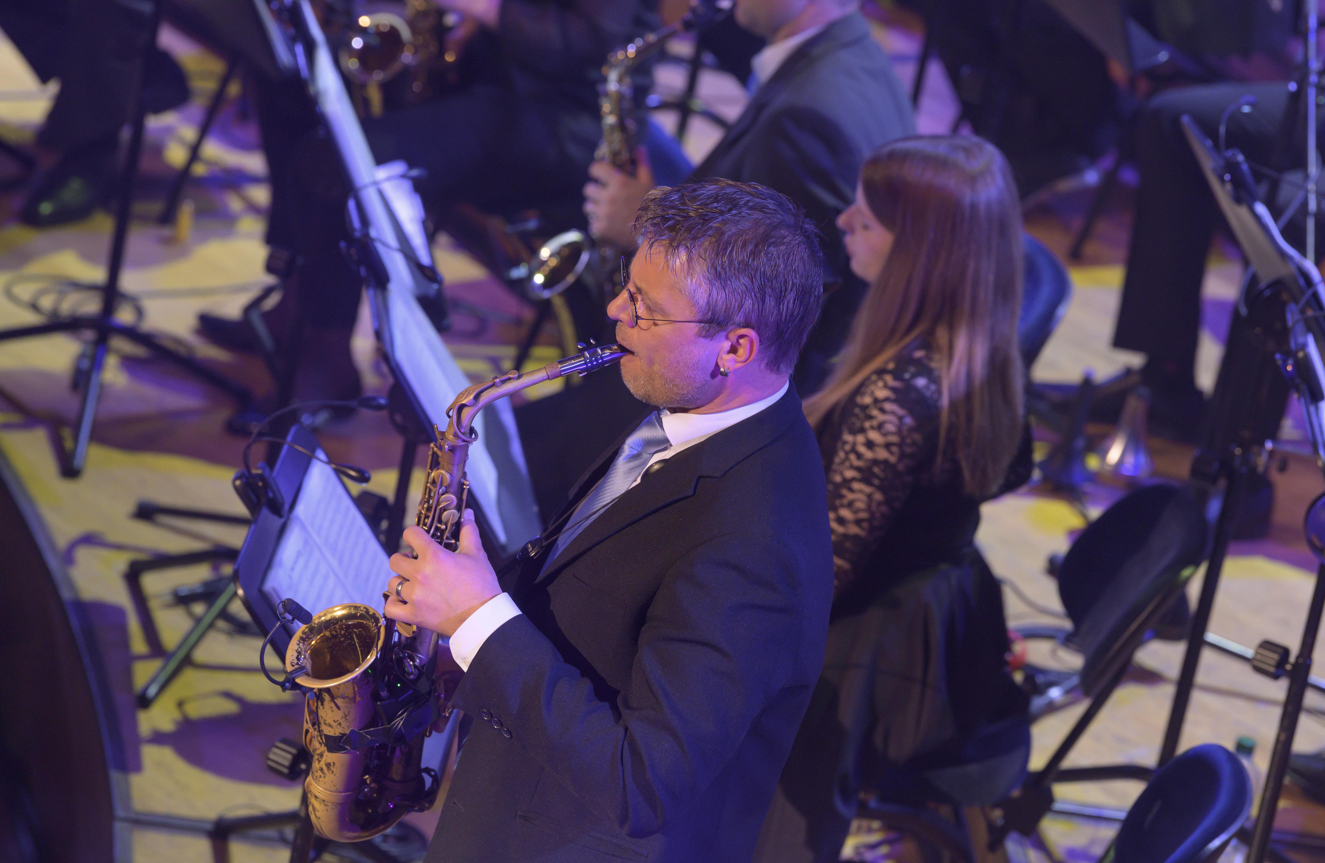 Lucerne Concert Band, Galakonzert 2019Luzern, den 03.05.2019Copyright: Lucerne Concert Band / Priska Ketterer