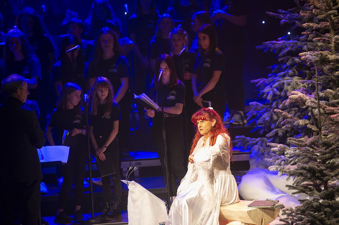 Lucerne Concert Band: Weihnachtskonzert 2019 Luzern, den 14.12.2019 Copyright: Lucerne Concert Band / Priska Ketterer
