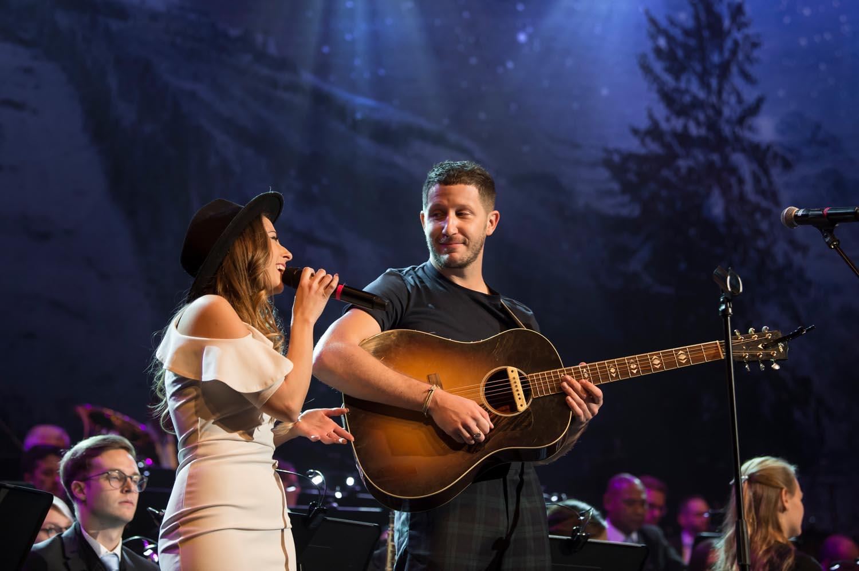 Lucerne Concert Band, Weihnachtskonzert im KKL LuzernLuzern, den 16.12.2018Copyright: Lucerne Concert Band / Priska Ketterer