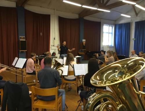 Lucerne Concert Band startet die Konzertvorbereitungen