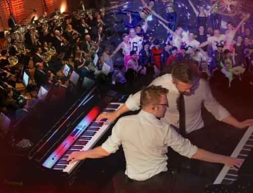 Boogie Woogie und Rock'n'Roll im KKL Luzern