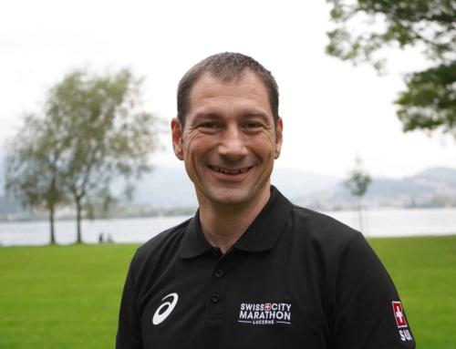 SwissCityMarathon-Organisator  Reto Schorno im Fokus