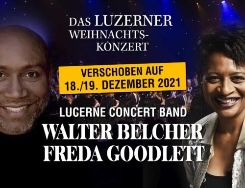 Das Luzerner Weihnachtskonzert auf 2021 verschoben