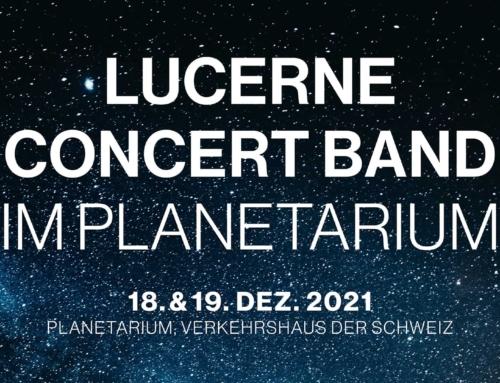 Lucerne Concert Band im Planetarium